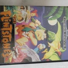 Videojuegos y Consolas: SEGA MEGADRIVE PICAPIEDRA THE FLINSTONES. Lote 206409560