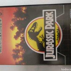 Videojuegos y Consolas: JURASSIC PARK MEGADRIVE. Lote 206409570