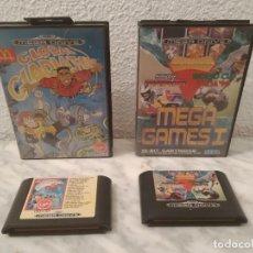 Videojuegos y Consolas: LOTE JUEGOS MEGA DRIVE. Lote 206761171