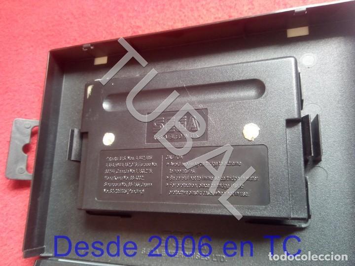 Videojuegos y Consolas: TUBAL HURRICANES SEGA MEGADRIVE FUNCIONANDO U26 - Foto 3 - 206907502