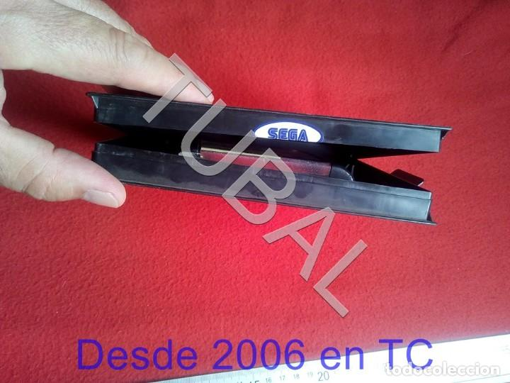 Videojuegos y Consolas: TUBAL HURRICANES SEGA MEGADRIVE FUNCIONANDO U26 - Foto 4 - 206907502