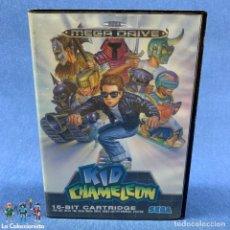 Videojogos e Consolas: VIDEOJUEGO SEGA MEGA DRIVE 16 BIT KID CHAMELEON + CAJA + INSTRUCCIONES. Lote 207016945