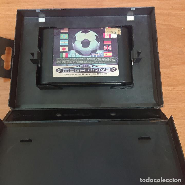 Videojuegos y Consolas: CHAMPIONS WORLD MEGA DRIVE SIN MANUAL - Foto 3 - 207032328