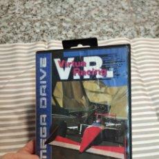 Videojuegos y Consolas: JUEGO SEGA VIRTUA RACING NO COMPLETO. Lote 208927693