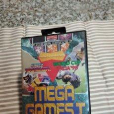 Videojuegos y Consolas: JUEGO SEGA MEGA GAMES I NO COMPLETO. Lote 208928446