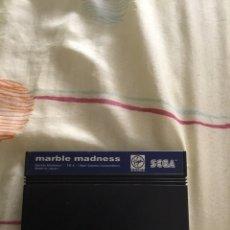 Videojuegos y Consolas: JUEGO DE SEGA MARBLE MADNESS. Lote 209008810