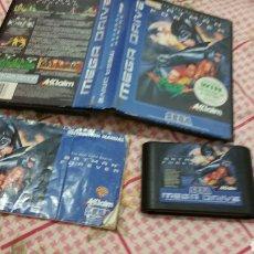 Jeux Vidéo et Consoles: BATMAN FOREVER MEGA DRIVE. Lote 209172022