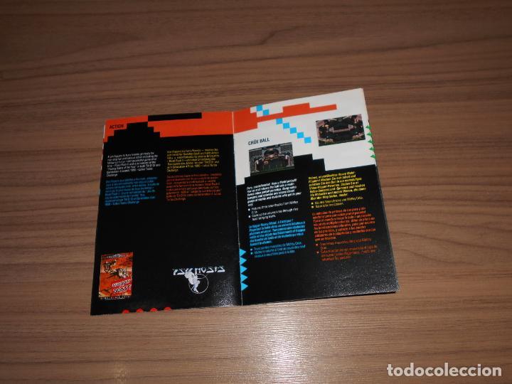 Videojuegos y Consolas: Catalogo Original Juegos SEGA MEGADRIVE Electronic Arts - Foto 2 - 209573985