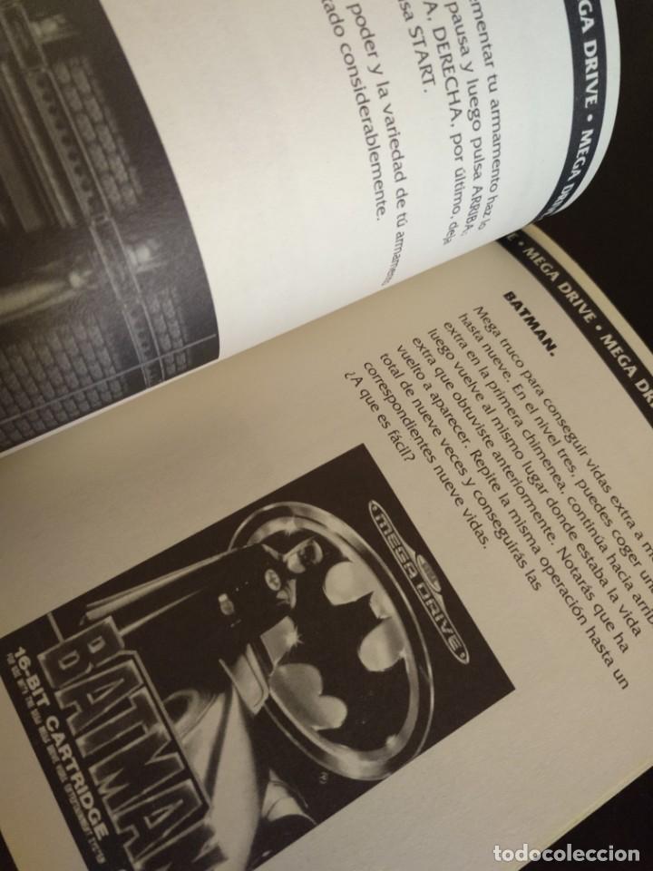 Videojuegos y Consolas: CATALOGO OK SUPER LOS MEJORES TRUCOS PARA LAS CONSOLAS SEGA MEGA DRIVE MASTER SYSTEM 1993 64 PAGINAS - Foto 2 - 209932607