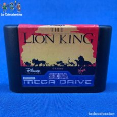 Videojuegos y Consolas: VIDEOJUEGO SEGA MEGA DRIVE - THE LION KING. Lote 210642959