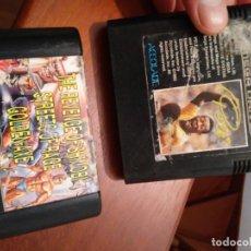 Videojuegos y Consolas: 3 JUEGAZOS EN UN CARTUCHO MAS PELE DE SE MEGADRIVE MEGA GAMES 2. Lote 210767337