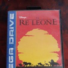 Videojuegos y Consolas: EL REY LEON. Lote 211601194