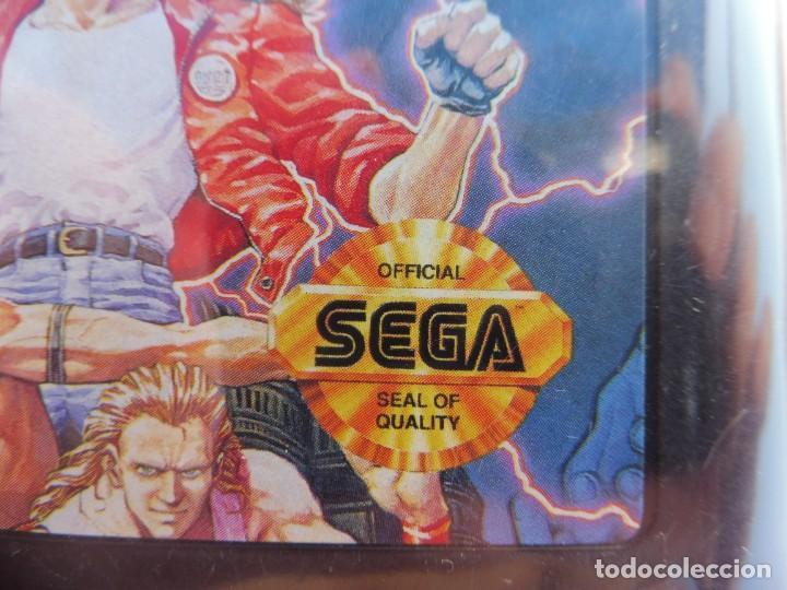 Videojuegos y Consolas: Sega mega drive genesis Fatal Fury 1991 Takara juego - Foto 2 - 211801412