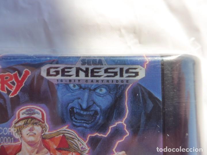 Videojuegos y Consolas: Sega mega drive genesis Fatal Fury 1991 Takara juego - Foto 3 - 211801412