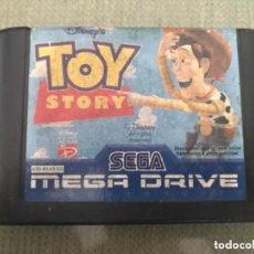 Videojuegos y Consolas: ANTIGUO JUEGO TOY STORY SEGA MEGA DRIVE MEGADRIVE. Lote 214754978