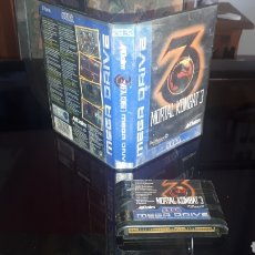 Jeux Vidéo et Consoles: MORTAL KOMBAT 3JUEGO PARA SEGA MEGA DRIVE MEGADRIVE. Lote 215189973