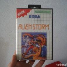Videojuegos y Consolas: VIEDEOJUEGO ALIEN STORM SEGAN 1991 MASTER SYSTEM,MASTER SYSTEM II,MEGA DRIVE/GENESIS. Lote 215245713