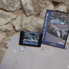 Jeux Vidéo et Consoles: NIGEL MANSELL INDY CAR INDYCAR SEGA MEGADRIVE. Lote 215706810