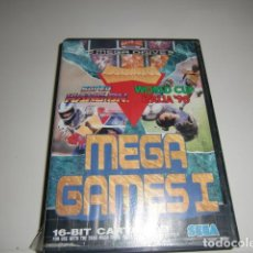 Videojuegos y Consolas: MEGAGAMES 1 I JUEGO SEGA MEGA DRIVE CON CAJA ORIGINAL SIN INSTRUCIONES- MEGADRIVE. Lote 215882395
