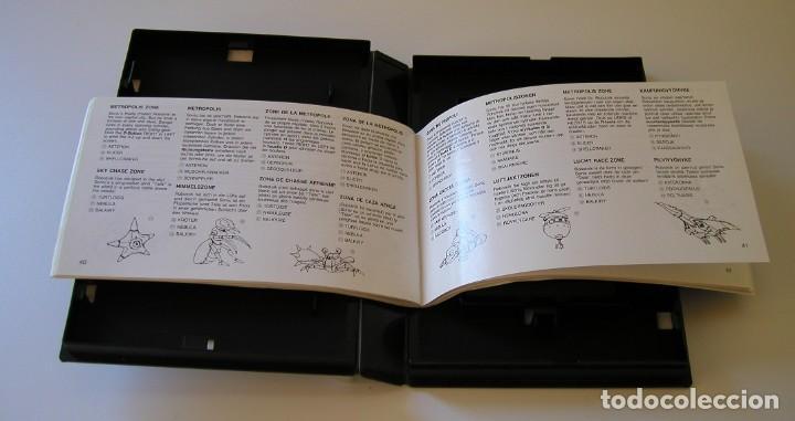 Videojuegos y Consolas: SONIC 2 THE HEDGEHOG JUEGO PARA SEGA MEGA DRIVE COMPLETO Y TOTALMENTE ORIGINAL MADE IN JAPAN 1992 - Foto 3 - 216499746