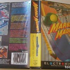 Videojuegos y Consolas: MARBLE MADNESS JUEGO PARA SEGA MEGA DRIVE COMPLETO Y TOTALMENTE ORIGINAL AÑO 1991. Lote 216513556