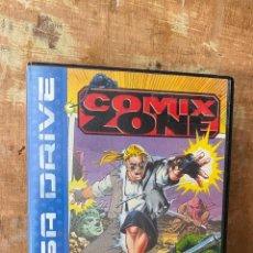 Videojuegos y Consolas: COMIX ZONE MEGA DRIVE. Lote 216895450