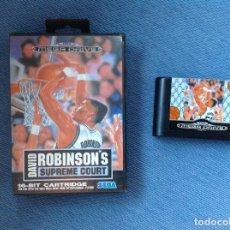 Videojuegos y Consolas: DAVID ROBINSON'S MEGADRIVE. Lote 217356080