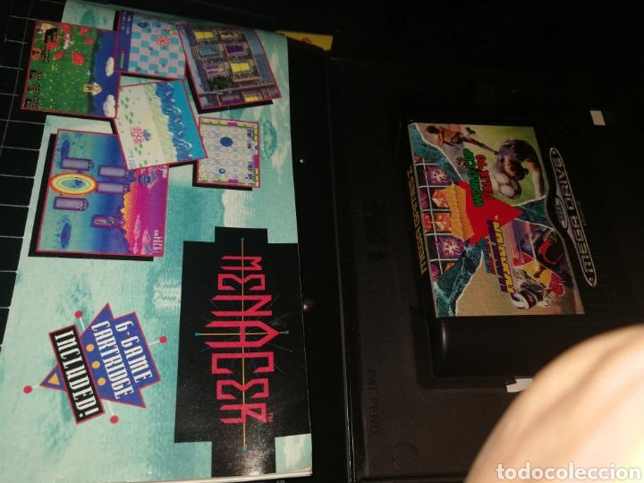 Videojuegos y Consolas: JUEGO SEGA MENACER CON INSTRUCCIONES - Foto 2 - 217559668