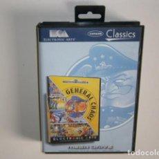 Videojuegos y Consolas: GENERAL CHAOS MEGADRIVE. Lote 217979997