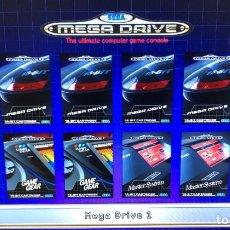 Videojuegos y Consolas: SEGA MEGA DRIVE CLASSIC MINI PRECINTADA + USB MOD. Lote 218259783