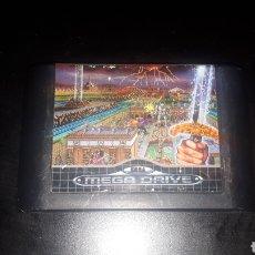 Videojuegos y Consolas: JUEGO GAJN GROUND PARA SEGA MEGADRIVE. Lote 218352998
