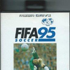 Videojuegos y Consolas: FIFA 95 SEGA MEGADRIVE PAL. Lote 218406110
