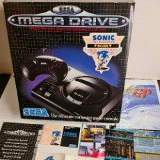 Videojuegos y Consolas: MEGA DRIVE. Lote 218703867
