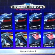 Videojuegos y Consolas: SEGA MEGA DRIVE CLASSIC MINI PRECINTADA + USB MOD. Lote 218844850