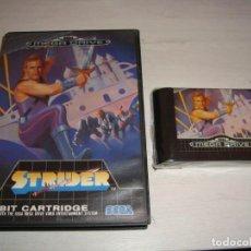 Videojuegos y Consolas: SEGA MEGADRIVE - STRIDER - PAL. Lote 218871725
