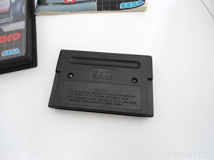 Videojuegos y Consolas: SUPER MONACO - MEGA DRIVE - SEGA MEGADRIVE - COMPLETO CON INSTRUCCIONES BUEN ESTADO - Foto 8 - 262541680