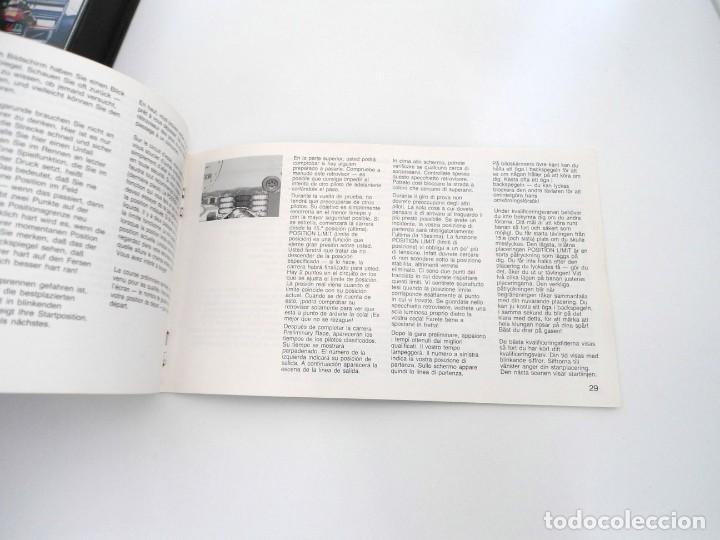 Videojuegos y Consolas: SUPER MONACO - MEGA DRIVE - SEGA MEGADRIVE - COMPLETO CON INSTRUCCIONES BUEN ESTADO - Foto 10 - 262541680