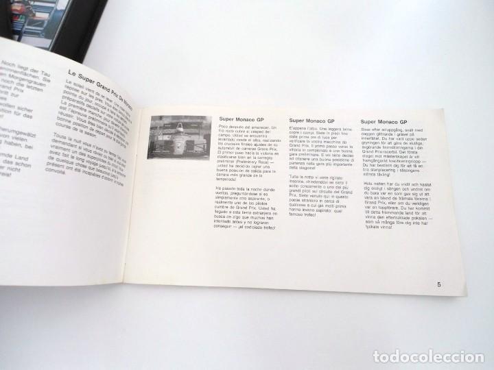 Videojuegos y Consolas: SUPER MONACO - MEGA DRIVE - SEGA MEGADRIVE - COMPLETO CON INSTRUCCIONES BUEN ESTADO - Foto 12 - 262541680