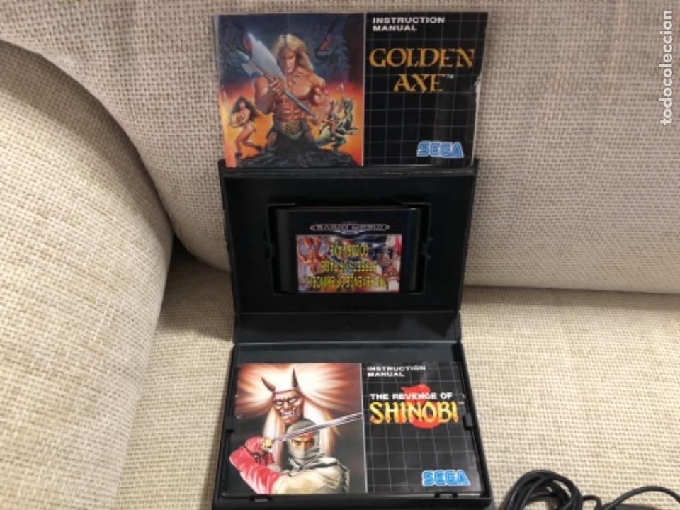 Videojuegos y Consolas: Consola Sega mega Drive - Foto 4 - 219248055