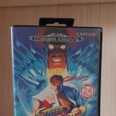 Videojuegos y Consolas: STREET FIGHTER II CHAMPION EDITION (SEGA MEGADRIVE, COMPLETO). Lote 219732163