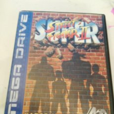 Videojuegos y Consolas: SUPER STREET FIGHTER II COMPLETO SEGA MEGADRIVE MEGA DRIVE PAL. Lote 219765953