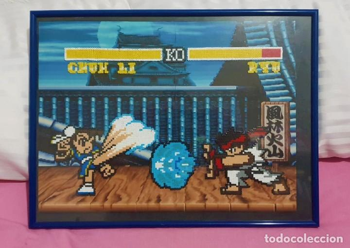 "HAMA ""STREET FIGHTER 2"" CHUN LI VS RYU. (Juguetes - Videojuegos y Consolas - Sega - MegaDrive)"
