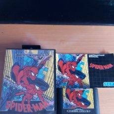 Videogiochi e Consoli: MEGA DRIVE. SPIDER-MAN. COMPLETO.. Lote 220716537