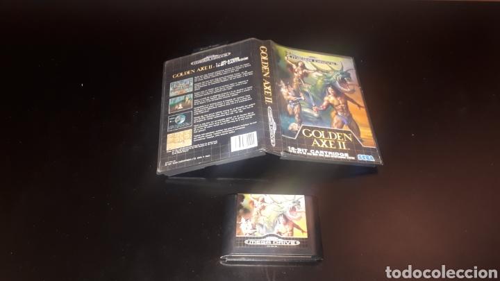 JUEGO GOLDEN AXE II PARA SEGA MEGA DRIVE MEGADRIVE SIN INSTRUCCIONES (Juguetes - Videojuegos y Consolas - Sega - MegaDrive)