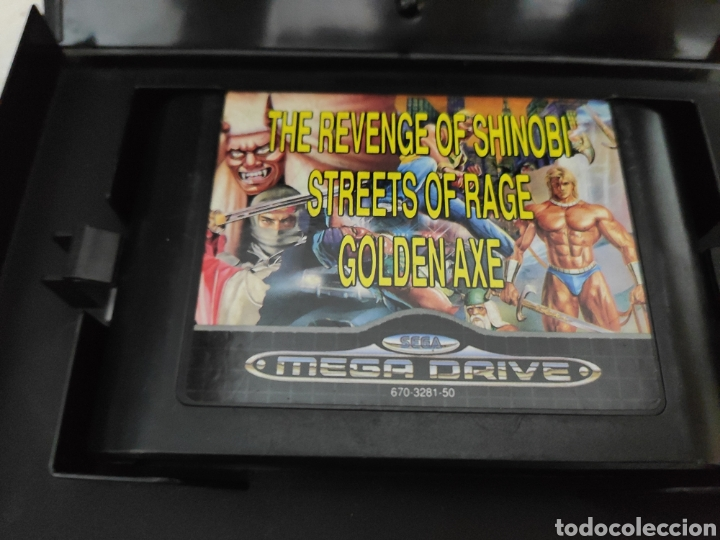 Videojuegos y Consolas: Mega Drive mega games 2. - Foto 4 - 221460670