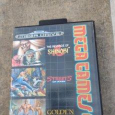 Videojuegos y Consolas: MEGA DRIVE MEGA GAMES 2.. Lote 221460670