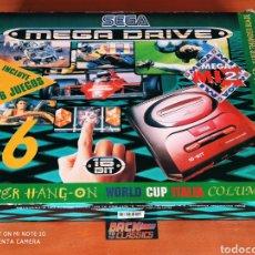 Videojuegos y Consolas: MEGA DRIVE II MEGA GAME 6 VOL 2 PAL ESPAÑA. Lote 221470998