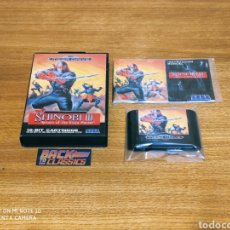 Videojuegos y Consolas: SHINOBI III MEGA DRIVE. Lote 221606753