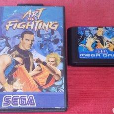 Videogiochi e Consoli: ART OF FIGHTING SEGA MEGA DRIVE. Lote 221668240