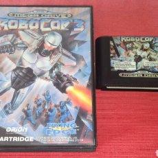 Videojuegos y Consolas: ROBOCOP 3 SEGA MEGA DRIVE. Lote 221668752
